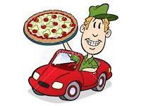 ** WANTED ** DELIVERY DRIVER FAST FOOD TAKEAWAY CASH DRIVING JOB COURIER TAXI