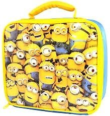 Minions Lunch Bag - New with Tags - £5