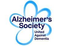 Fundraising Group Volunteer - Alzheimer's Society