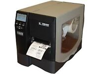 Brand new zebra zm 400 label printer machine