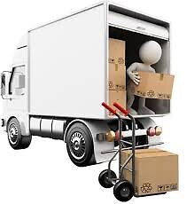 HOUSE OFFICE REMOVAL BIKE MOVING PIANO MOVERS MAN & LUTON VAN DELIVERY/ SHIFTING RUBBISH CLEARANCE