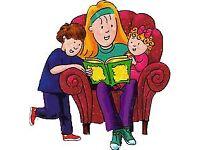 Babysitter - Clapham South - £9 an hour