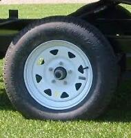 Wanted camper tire  205-75-R15 with 5 bolt rim