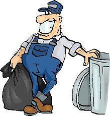 rubbish clearance, house, garden. garage, office, shop 24/7