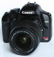 CANON REBEL FOR STUDENT LOOKING TO BUY