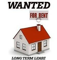 house wanted 4+ bed long term