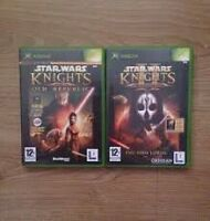 Looking for star wars knights of the old republic 1&2