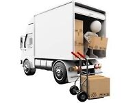 MAN & VAN HOUSE OFFICE REMOVAL PIANO MOVERS/ MOVING LUTON TRUCK DELIVERY SHIFTING DUMPING CLEARANCE