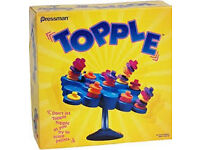 Topple Childrens Game