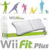 Wii Fit Plus Bundle