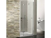 Simpson Design Shower Door