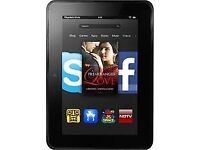AMAZON KINDLE FIRE 7 INCH SCREEN