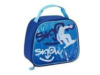 Snow Lunch Bag - Get ready for summer picnics or back to school in September