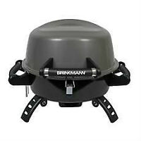 BRAND NEW IN BOX BRINKMANN GAS TABLE TOP GRILL