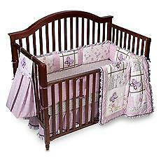 Butterfly Crib Bedding Set Ebay