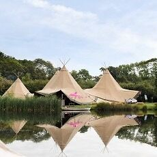 Beautiful World Tents - Tipi Crew Members and Tipi Crew Leader