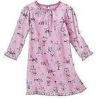 Size XL Nightgown Sleepwear (Sizes 4 & Up) for Girls