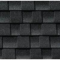 GAF Timberline Lifetime High Definition Charcoal Shingles