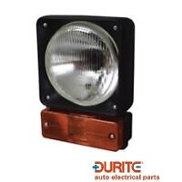 Durite 0-424-00, Headlamp Unit With Direction Indicator And Side Light - durite - ebay.co.uk