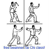 Free beginner Tai Chi class for everyone! Thursday 6:30-7:30pm