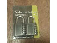 4 pin combination padlocks