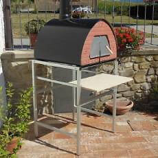 Pizza Party wood oven