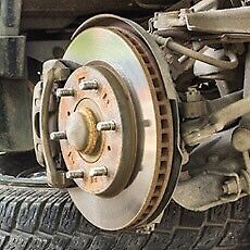 Need your brakes changed? Need suspension work call us