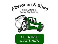 ABERDEEN & SHIRE GARDEN MAINTENANCE SERVICES - QUALITY GARDENERS IN ABERDEEN - WE DO WINTER TIDY UPS