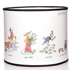 Large Quentin Blake light shade