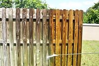 DECK & FENCE RESTORATION - HANDYMAN