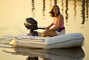 Wanted: 1HP to 5HP outboard motor