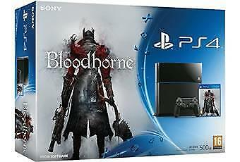 PlayStation 4 + Bloodborne edition .nl