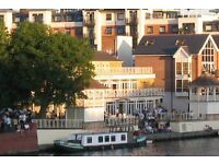 Gazebo, Kings Passage, Thames Street, Kingston-upon-Thames. Joint Management Couple Required