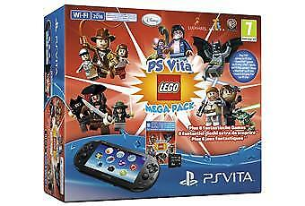 PlayStation Vita + Mega Pack Lego .nl