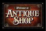 'M' antiques dealer