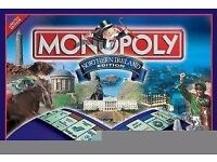 VERY RARE LIMITED EDITION NORTHERN IRELAND MONOPOLY ONLY £65.00