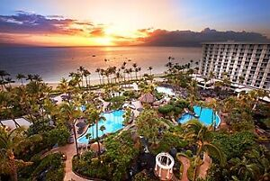 Westin Ka'anapali Ocean Resort Villas North OCEANFRONT 11 days
