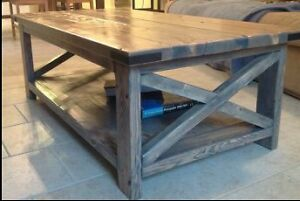 Custom Coffee Tables starting at only $295 London Ontario image 1
