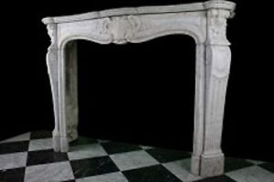 MARBLE FIREPLACE SURROUND ***BEST OFFER*** London Ontario image 4