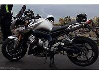 FOR SALE Yamaha FZ1S , 2006 MOT Sept 2018 excellent condition.