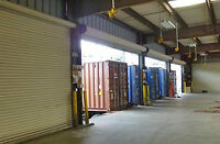 Need to empty a shipping container or semi-trailer?