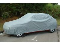 new car cover new unused will fit ford focus size cars