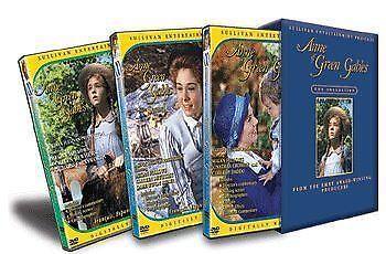 Anne Of Green Gables Dvd Ebay
