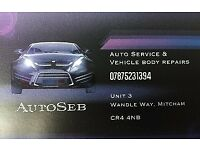 Car Service and Body Repairs