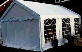 Marquee/tent 4m x 6m, Semi Pro (500gsm PVC) New