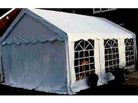 Marquee/tent 4m x 6m, Semi Pro (500gsm PVC) New
