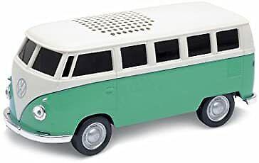 Auto Speaker Bluetooth Speaker VW Bus Green 659575