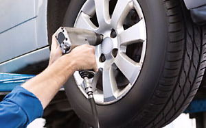 Seasonal tire changeover just 50$