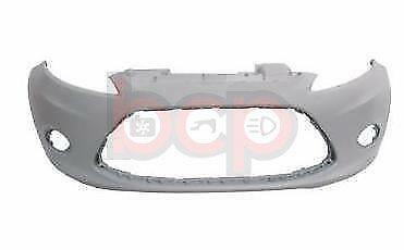 FORD FIESTA MK7 2008 2009 2011 2012 FRONT BUMPER  WITH FOG HOLES