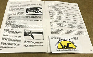 91 POLARIS STARLITE/INDY LITE OWNERS MANUAL P# 9911843 A1UP